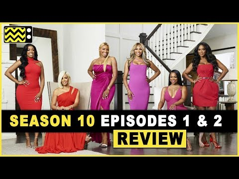 Real Housewives Of Atlanta Season 10 Episodes 1 & 2 Review & Reaction | AfterBuzz TV