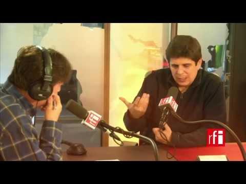 El pianista Javier Perianes entrevistado por Jordi Batallé en RFI