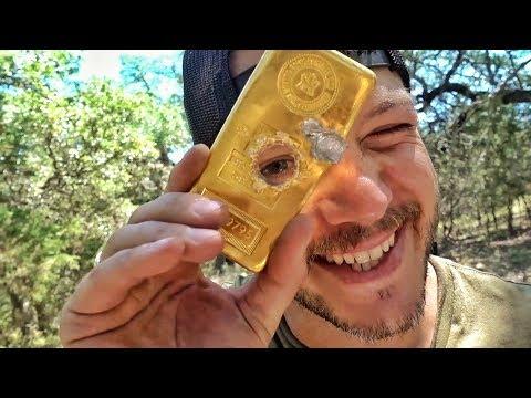 Килограмм золота против пуль | Разрушительное ранчо | Перевод Zёбры