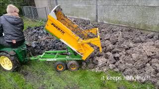 Gaten boren HW 18, löcher bohren, hole drilling
