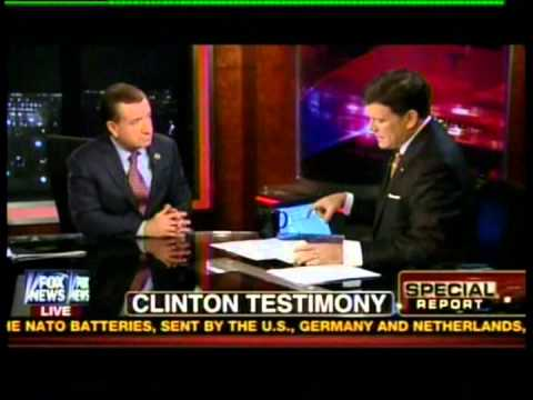 Ed Royce Interview by Fox News after Hillary Clinton House Testimony