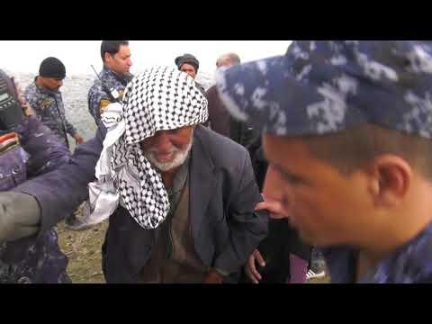 4 Son Goracci reportage fuga sul Tigri finale 11 Nov