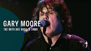 Gary Moore - The Boys Are Back In Town (One Night In Dublin)