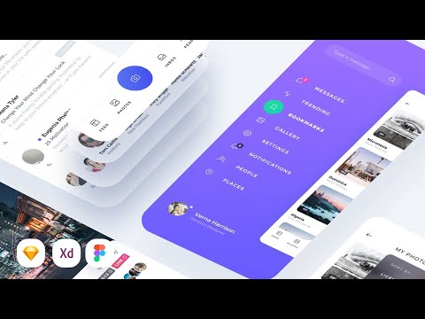 Sketch UI Kits Free - Collection 2019