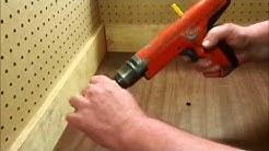 How To Reassemble A Hilti DX 350 ( Simpson PT-27 &Ramset Cobra ) Main Body
