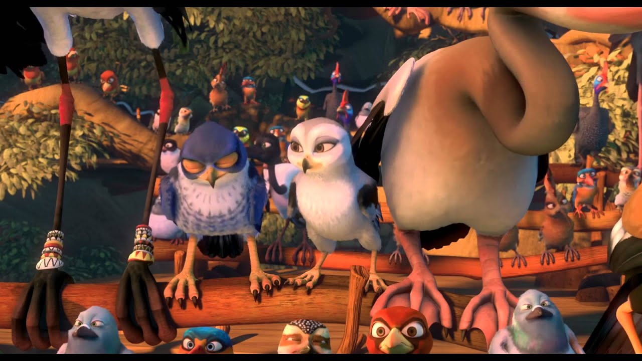 Droles D Oiseaux Bande Annonce Youtube