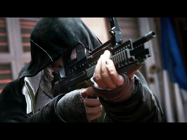 Rainbow Six Siege - Trailer Coop E3 2015