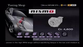 [PS2] Gran Turismo 4 (2005) Gameplay
