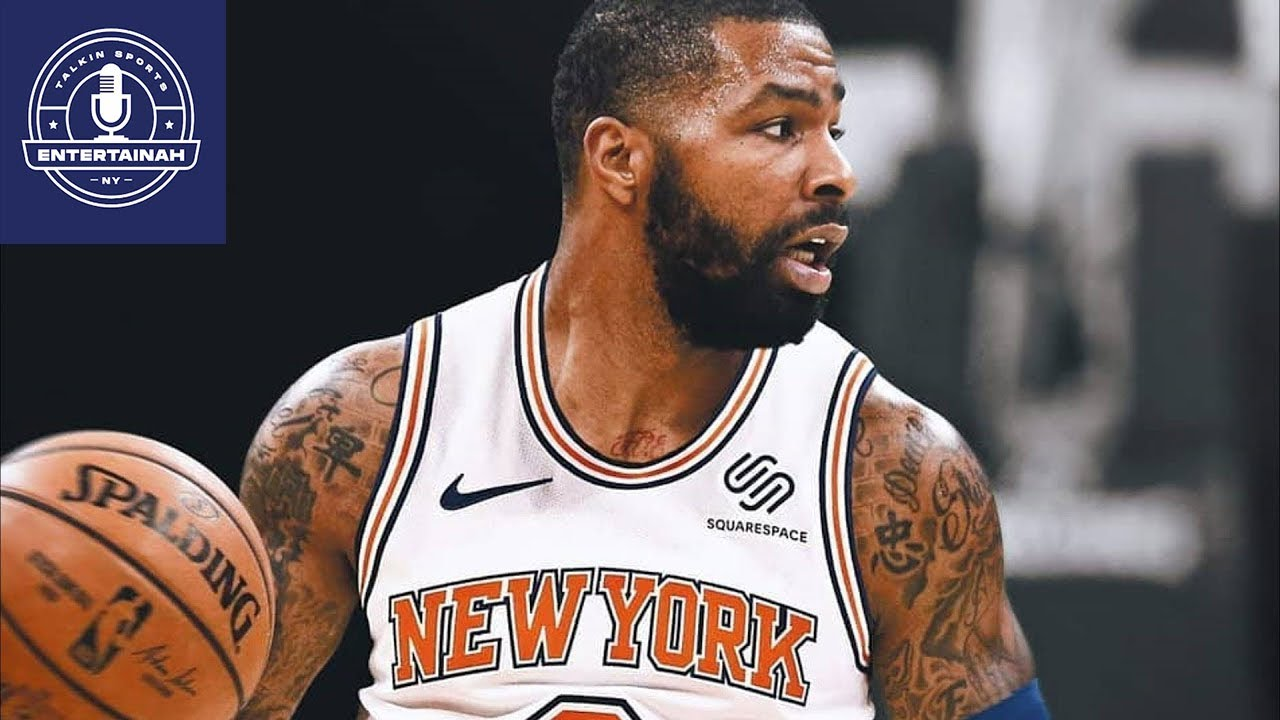 Knicks trading Marcus Morris to Clippers for Moe Harkless, draft picks