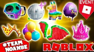 ALL AWARDS ? New Roblox Pizza Party Event 2019