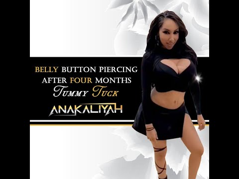 Belly Button Piercing After 4months Tummy Tuck