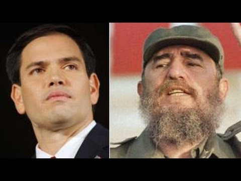Marco Rubio on what Castro
