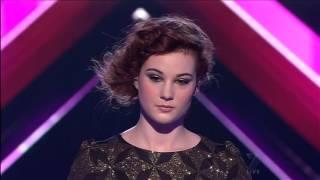 Isabella Ferraro - Dreams - Live Show 8 - The X Factor Australia