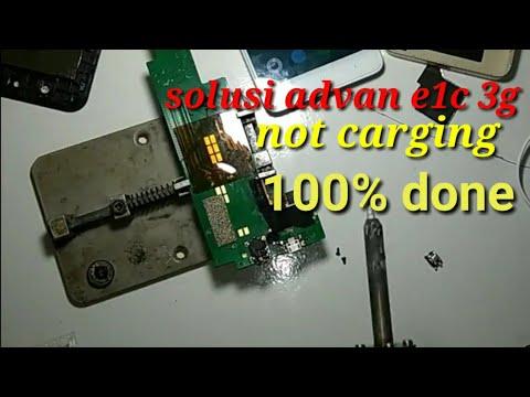 Solution Advan E1C 3g Not Charging Matot Ganti Concas