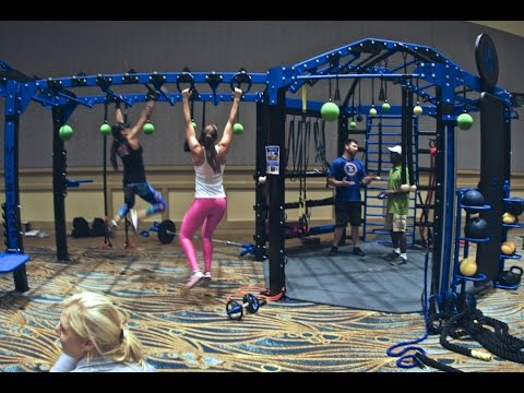 MoveStrong Debuts New NOVA FTS Model And Functional Training Accessories At Fitness Summit