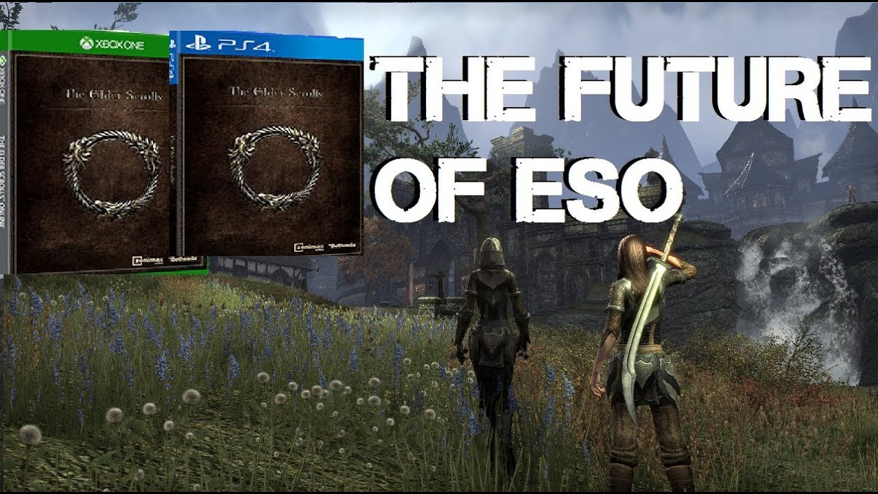 ESO a Flop on the Xbox One and PS4? The future of the Elder Scrolls Online!  ESO PATCHED UP #1