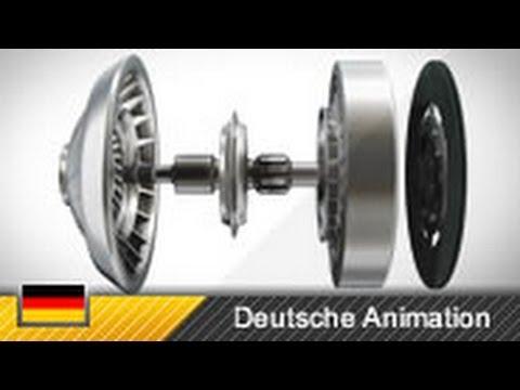 Hydrodynamischer Drehmomentwandler - Funktion und Aufbau (Animation ...