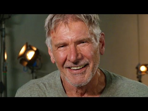 Harrison Ford Makes a Big Announcement from the Blade Runner 2049 Set // Omaze