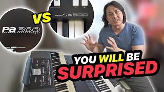 Yamaha PSR-SX600 vs Korg PA300 - Which is Better?
