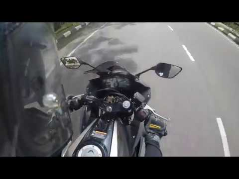 Daily Ride R25 - Port DIckson sea side road