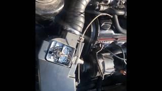 Настройка Волюметра - инжектор Digifant
