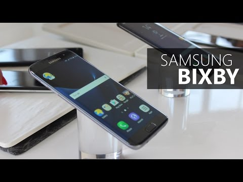Samsung Galaxy S8: Bixby - Virtual Assistant DEMO