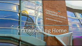 HHC COI Spine Surgery Pre-Op Patient Education: Transitioning Home