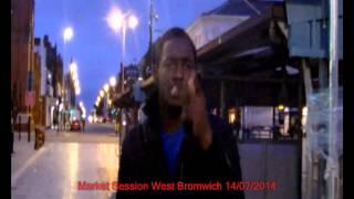 Fire Flow AKA Oniel Market Session West Beomwich