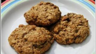 Healthy Oatmeal Protein Cookies Recipe by Lean Body Lifestyle