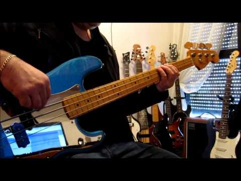 Status Quo-Whatever You Want Bass Cover