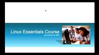 Cisco Networking Academy, LPI.org & NDG Curriculum Partnership: Introducing Linux Essentials