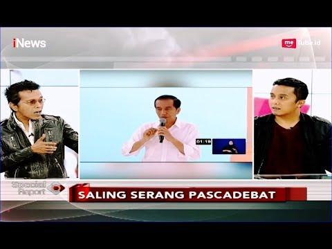 TEGAS! Andrian Minta Prabowo Bagikan Lahan Tanpa Menunggu Jadi PRESIDEN - Special Report 19/02