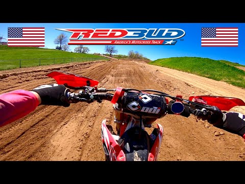 Redbud MX First Open Ride Of 2020!