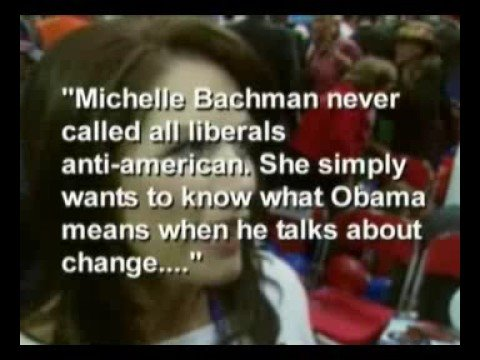 Fallout grows after Bachmann calls Obama anti-American