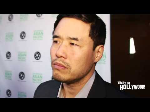 Randall Park talks Wong Fu LAAPFF and Fresh Off The Boat