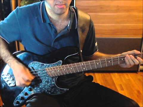 Bass cover : Tool - Lateralus