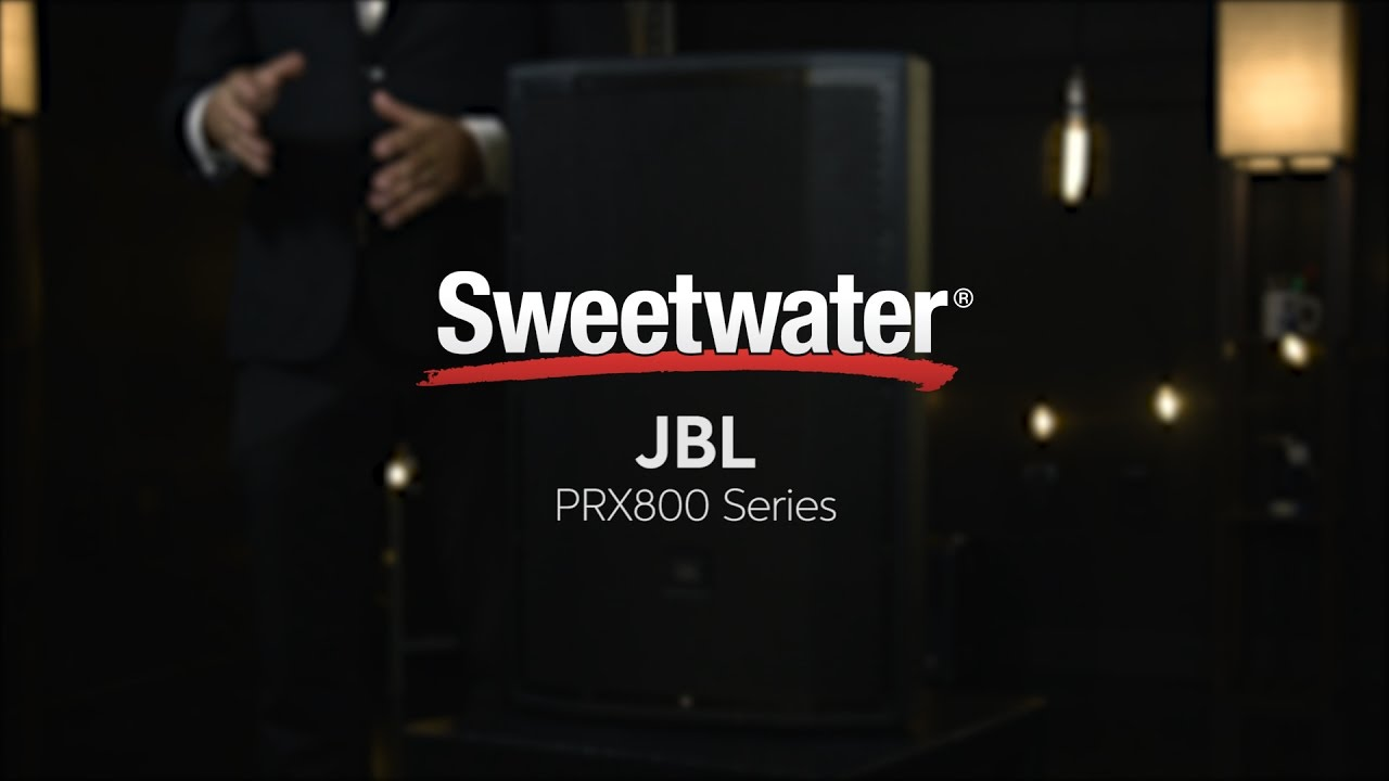 JBL PRX815W 1500W 15