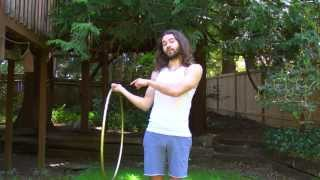 Beginner Hula Hoop Tricks Vol. 1: One Handed Weaves