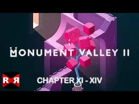 Monument Valley 2 - Chapter 11-14 Walkthrough Gameplay