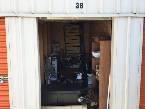 This $60 Storage unit was a STEAL! - 9/8/2018 Storage Auction