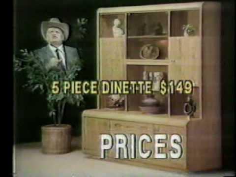 Winnipeg  KernHill Furniture Coop commercial 1988