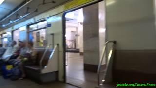 Metro w Niżnym Nowogrodzie, Gor'kowskaja - Buriewiestnik / Горьковская - Буревестник