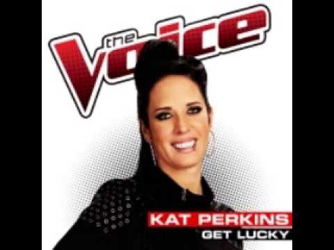 Kat Perkins - Get Lucky - The Voice Performance - Single