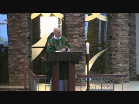 Homily on Confession