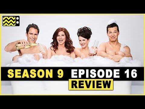 Will & Grace Season 9 Episode 16 Review & Reaction | AfterBuzz TV