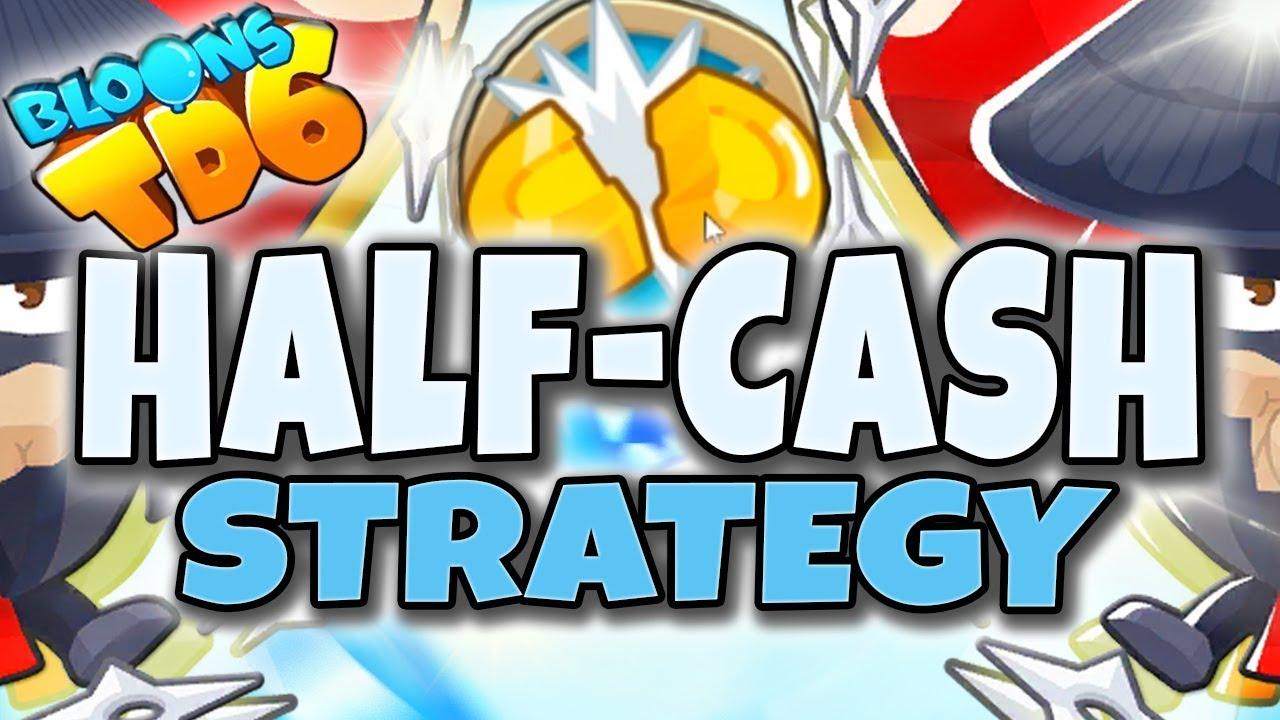 ???? HALF-CASH ???? SUPER STRATEGIA | Bloons TD6 PL