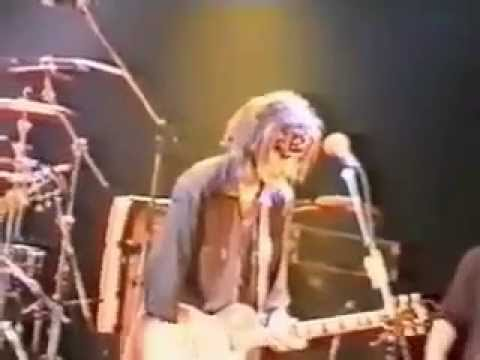 Izzy Stradlin and The Ju Ju Hounds Live in  Pumpehuset, Copenhagen, Denmark 21-11-1992