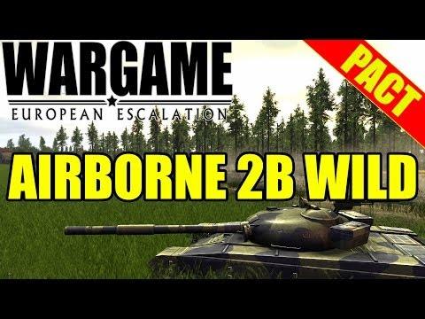 Wargame: European Escalation -  LIVE - Airborne to be Wild