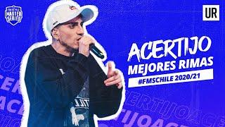 ACERTIJO - Mejores rimas | #FMSCHILE Temporada 2020/21 | Urban Roosters