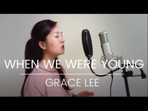 When We Were Young - Adele (COVER by Grace Lee)